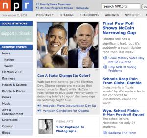 NPR.org McCain