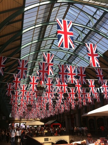 covent garden flags