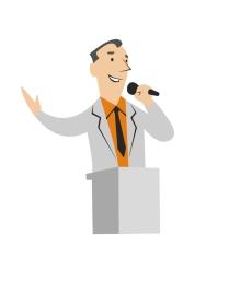 -public speaking