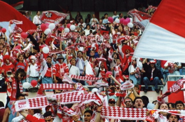 6 Mai 1992 - Stadio da Luz: Monaco - Werder Bremen