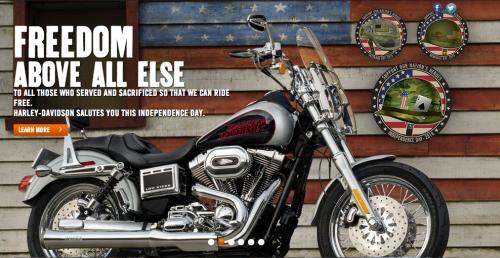 Harley-Davidson-Screenshot
