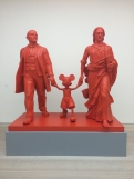 Lenin, Mickey Mouse and a philosopher