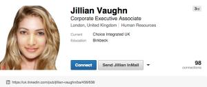 Jillian Vaughn Linkedin